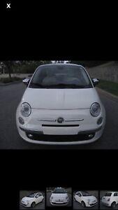 FIAT 500 DOIS PARTIR AVANT DEMAIN SOIR !!!!!!!!