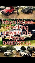 Pajero parts for sale Moores Pocket Ipswich City Preview