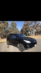 Hyundai ix35 Canberra City North Canberra Preview