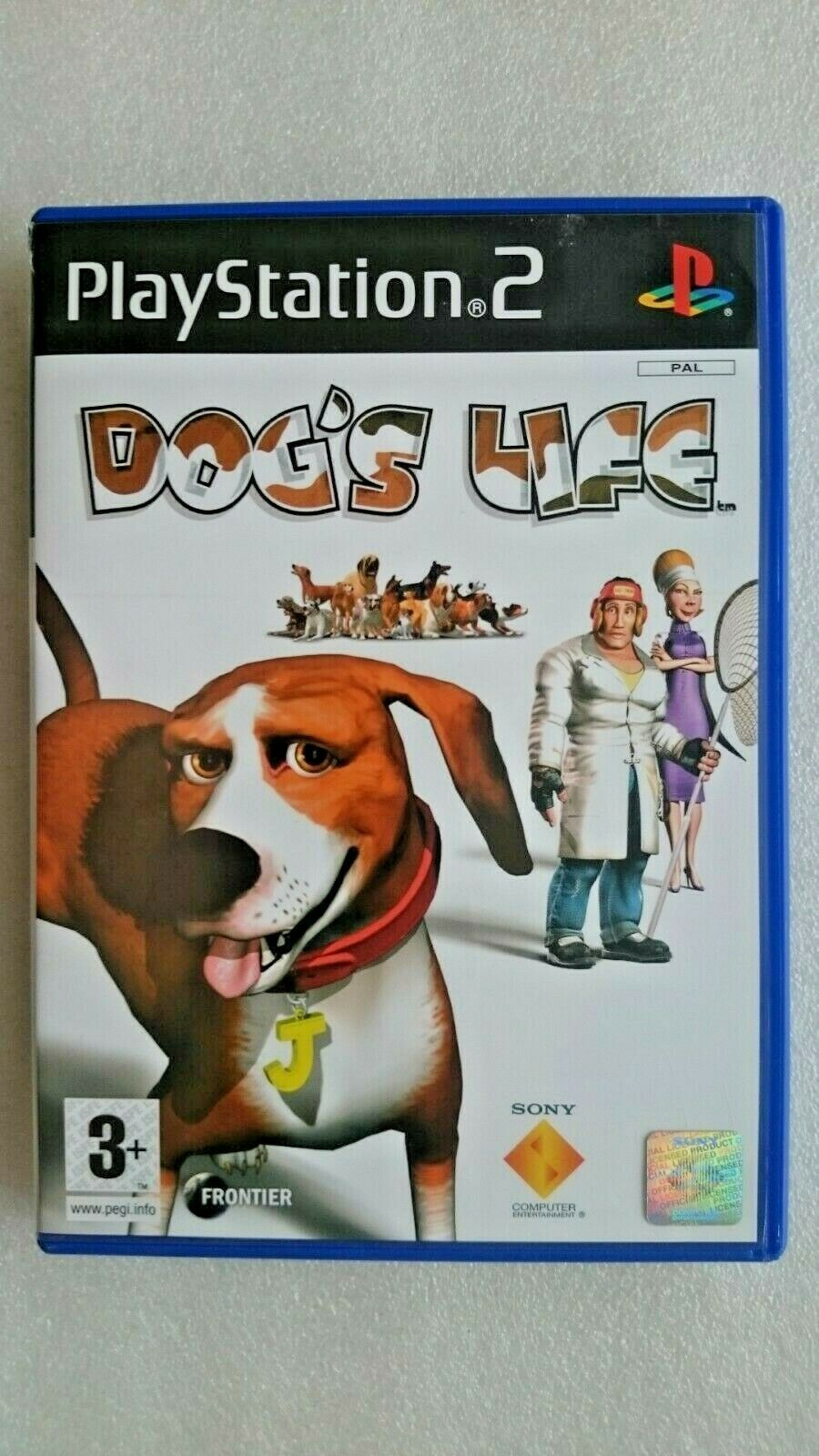 Dog's Life (Sony Playstation 2, 2003)