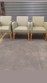Armchair set  4  ( Each $100 )