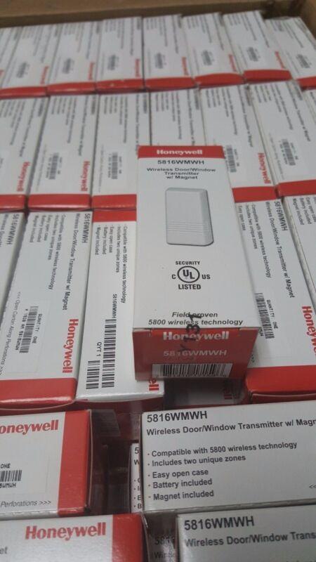 Ademco Honeywell 5816WMWH Door/window contacts, NEW Lynx Vista 5800 Series