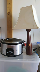 Lamp and Slow Cooker South Wentworthville Parramatta Area Preview