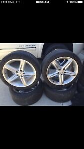 Mercedes Benz Wheels and Tires