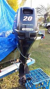 20hp four stroke outboard motor Cordalba Bundaberg Surrounds Preview
