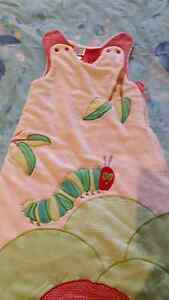 The hungry caterpillar winter sleep bag Belrose Warringah Area Preview
