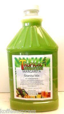 Frozen Coctail Mix Margarita 664 Oz 4 Plus 1 Mix Free Shipping