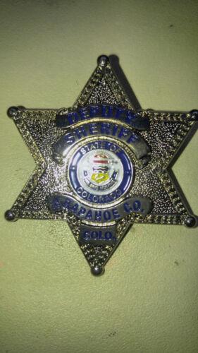 Arapahoe County Colorado Sheriff