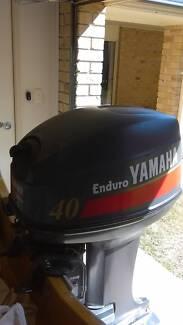 yamaha 2001 40hp