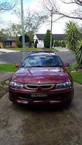 2000 Holden Berlina auto Frenchs Forest Warringah Area Preview