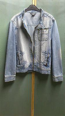 Veste en jean  taille l t traxx