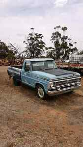 1972 f100 will swap for xr8 Alfredton Ballarat City Preview