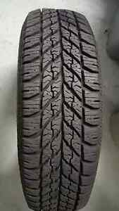 Goodyear Ultra Grip Winter Tires - Over 80% tread remaining