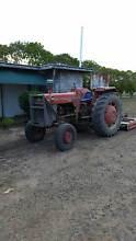 Massey Tractor Mareeba Tablelands Preview