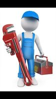 Experienced Plumber & Gas Tech on Hand!