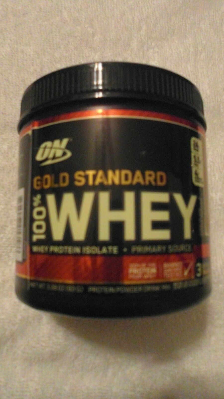 Optimum Nutrition Gold Standard 100% Whey Protein Isolate 3.