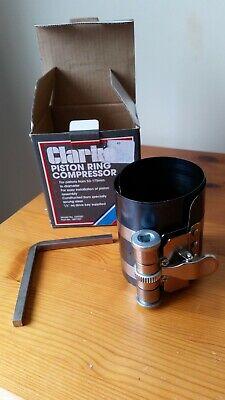 Clarke 53-175mm Engine Piston Ring Compressor Adjustable Ratchet Type