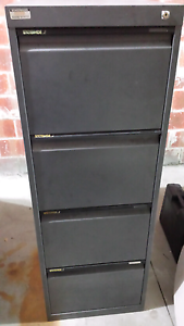 Filing cabinet Campsie Canterbury Area Preview