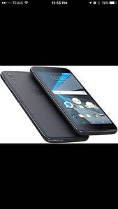 New in box blackberry dtek50 telus