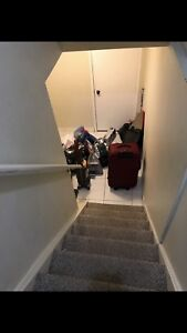 Large 1 BR Basement Apartment for Rent Utilities Included