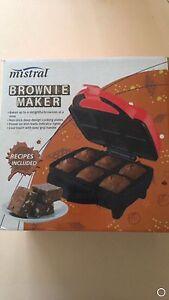 Mistral Brownie Maker Spearwood Cockburn Area Preview