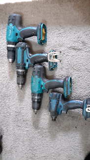 Makita 18v drills $50 each (impact  sold) Coombabah Gold Coast North Preview