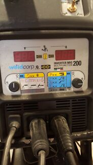 Weldcorp multifunction 200 mig/tig/mma on trolley $800ono or swap Huntingdale Gosnells Area Preview