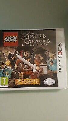 Jeux Video Nintendo 3ds lego pirates des Caraïbes  for sale  Shipping to Nigeria