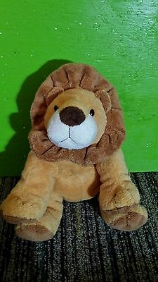 "Ty Pluffies CATNAP Lion 9"" Plush TyLux 2002 stuffed animal toy"