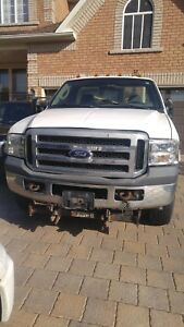 2005 Ford F250 4x4