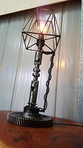 Lamp and clocks Morisset Lake Macquarie Area Preview