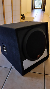 Alpine type r 12 inch 1000watt RMS subwoofer in box Hoppers Crossing Wyndham Area Preview