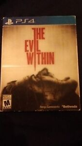 The Evil Within for Mortal Kombat X for PS4