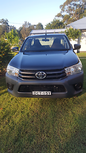 2016 workmate hilux 30,000kms Noraville Wyong Area Preview