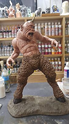 MONSTER  CYCLOPS 1/4 SCALE RESIN KIT 21