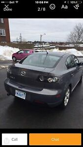 2007 Mazda 3 new mvi new summer tieea