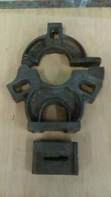 Atlas Craftsman 10-inch Lathe Steady Rest Unfinished Iron Castings
