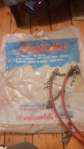 Mangart snow chains for car Upwey Yarra Ranges Preview