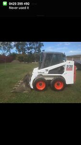 Wanted S130 Bobcat Wheel Newcastle Newcastle Area Preview