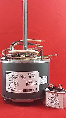 D7909 Fasco 1075 Rpm Ac Air Conditioner Condenser Fan Motor 14 Hp Capacitor