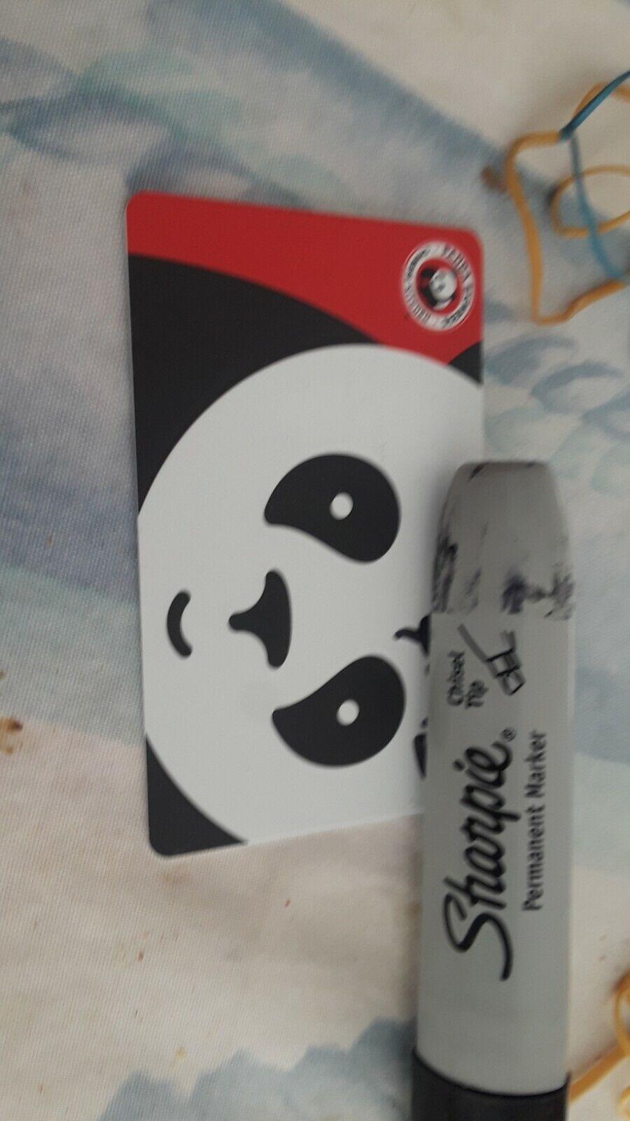 86.30 Panda Express Gift Card FREE SHIPPING - $85.29