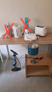Assorted Items / small appliances North Bondi Eastern Suburbs Preview
