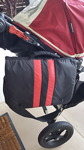 Baby Jogger City Series Nappy / Diaper Bag Curl Curl Manly Area Preview