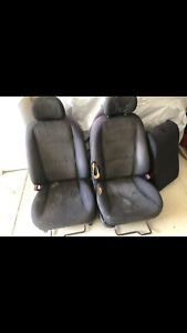 Holden Commodore VY front seats