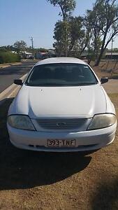 2001 Ford Falcon Wagon North Perth Vincent Area Preview