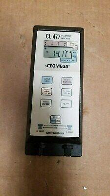Omega Cl-477 Calibration Indicator
