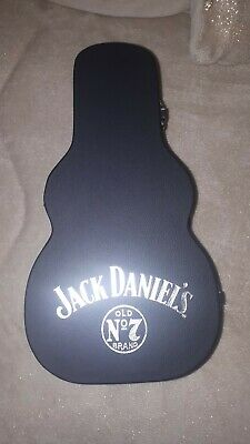 Jack Daniels Guitar Case Gift Set
