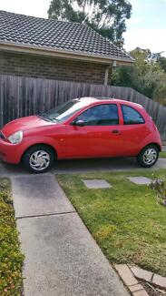 2000 Ford Ka - Great 1st car