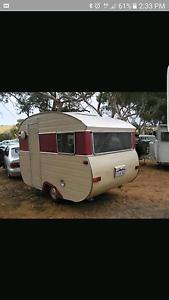 Wanted. Mini caravan or kombi Windsor Hawkesbury Area Preview