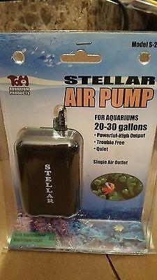 Tom Stellar Air Pump S-20 - Tom Stellar Air Pump